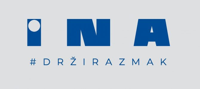 INA Zeleni pojas i HGSS Stanica Gospić